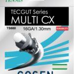 【ガットレビュー】MULTI CX【GOSEN】